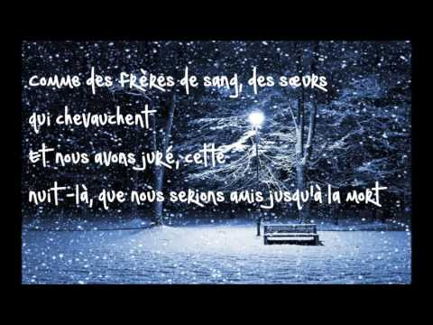 Everglow - Coldplay - traduction française