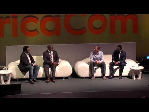 The AfricaCom Keynote Discussion: SA Dept of Telecom, Internet.org and Akon Lighting Africa