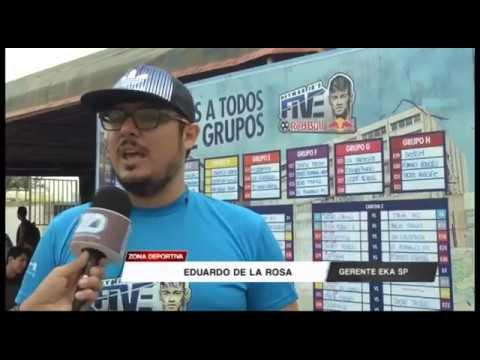Sport Trujillo se quedó con el título Neymar Jr's Five 2017