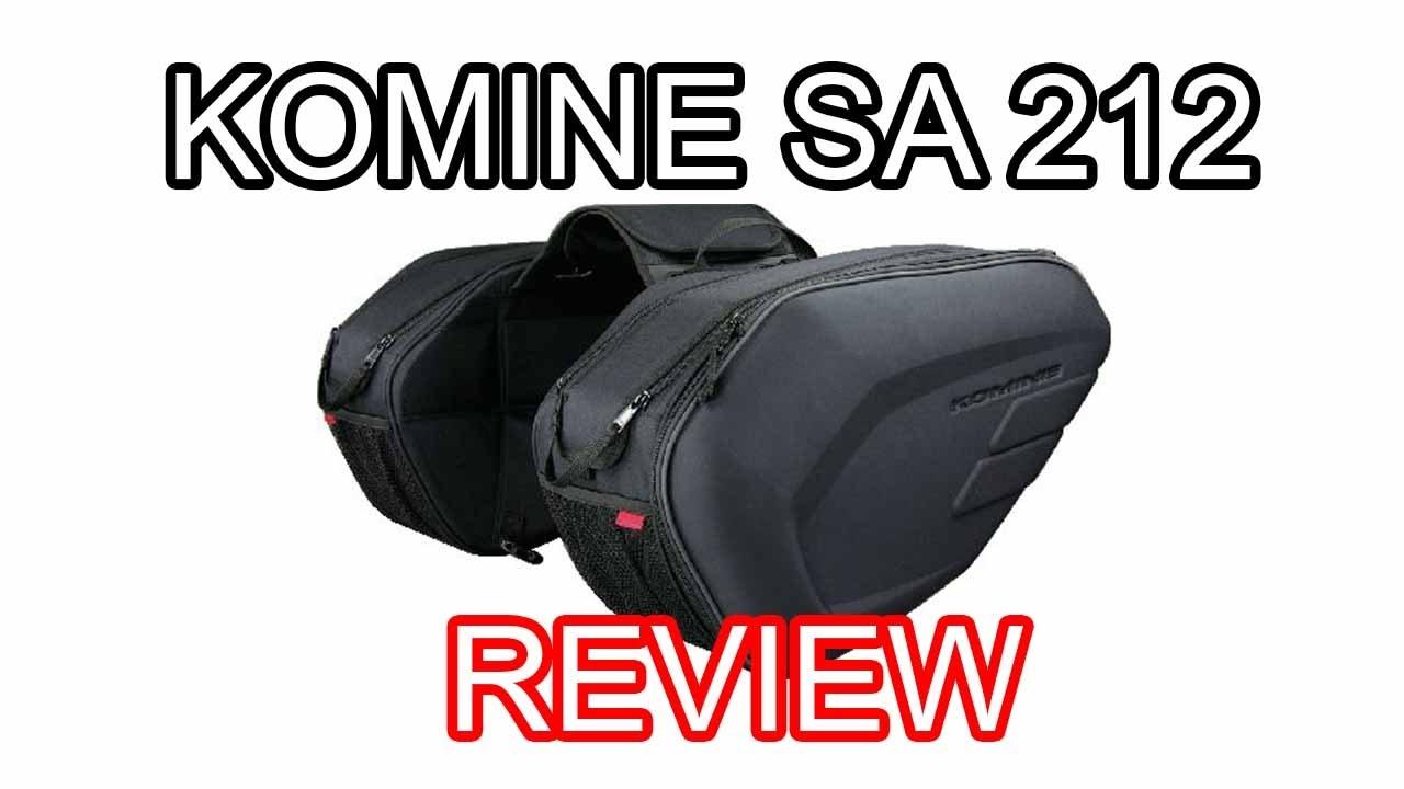 Komine SA212 Review - YouTube 6e1689d6edbd0