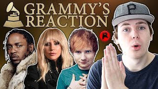 REACTING TO 2018 GRAMMY NOMINATIONS