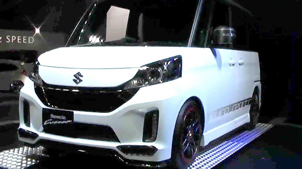 スズキ スペーシア カスタム 新型 Suzuki Spacia Custom S Concept Modified