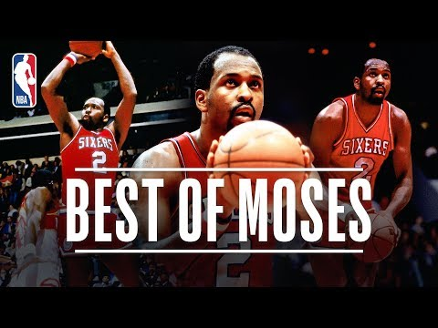 f0fd2defdf09 Moses Malone s DOMINANT 1983 Season With The Philadelphia 76ers!
