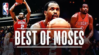 Moses Malone's DOMINANT 1983 Season With The Philadelphia 76ers!