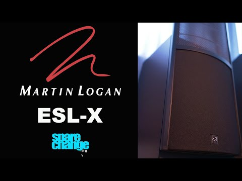 Martin Logan ESL-X Review... Teaser