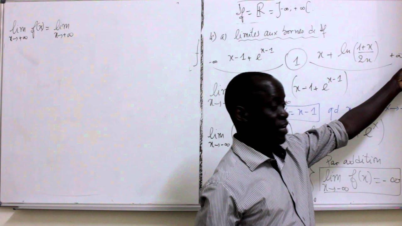 Exercices - Terminale - Serie S - Mathématiques : Corrigé de Bac 2010 Suite 6 - YouTube