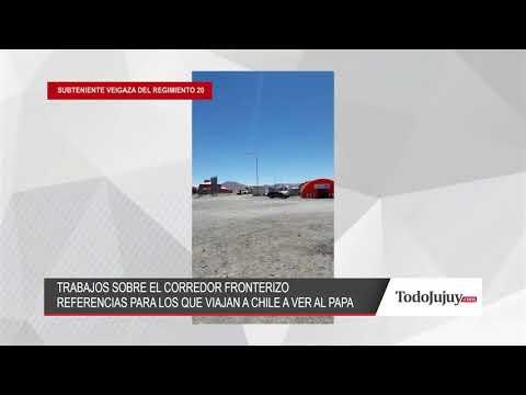 Francisco en Chile: Jujuy puso en marcha su dispositivo sanitario preventivo