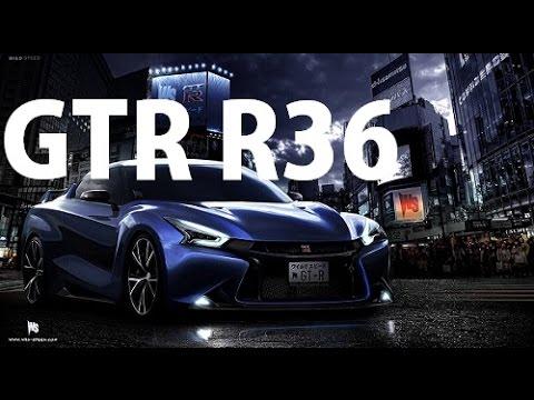 Nissan GTR R36 2020 debut 日産GTR R36 2020 日产GTR R36 2020 ...