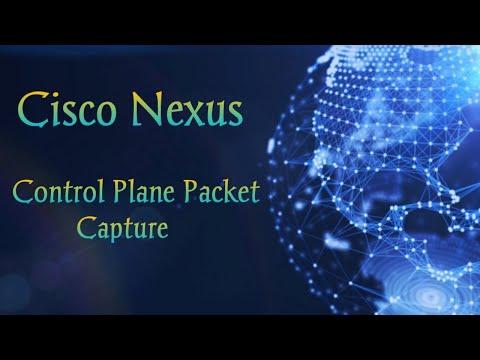 wireshark nexus 7000 control plane capture in Cisco nexus