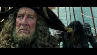Пираты Карибского моря: Мертвецы не рассказывают сказки - Новые персонажи
