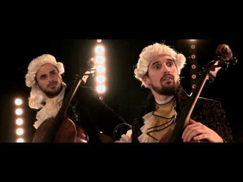 2CELLOS - Whole Lotta Love vs. Beethoven 5th Symphony [OFFIC