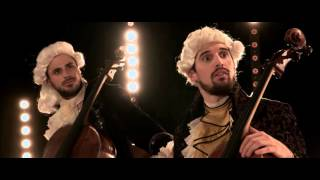 2CELLOS  Whole Lotta Love vs. Beethoven 5th Symphony [OFFICIAL VIDEO]