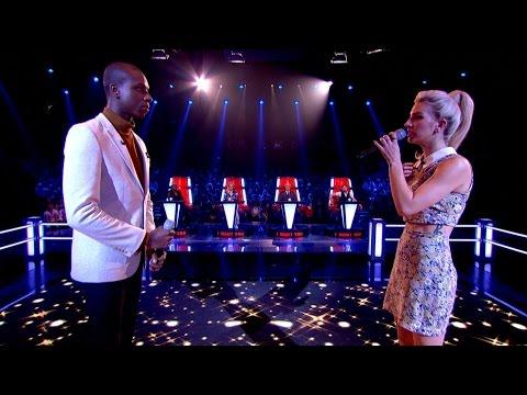 Karis Thomas vs NK: Battle Performance - The Voice UK 2015 - BBC One