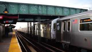 MTA New York City Subway : Livonia Avenue [ BMT Canarsie / 14th Street Line ]