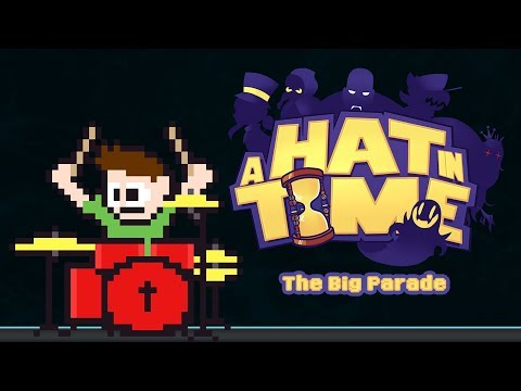 A Hat in TIme - The Big Parade On Drums! -- The8BitDrummer