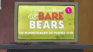Między nami, Misiami | Nowe odcinki | Cartoon Network