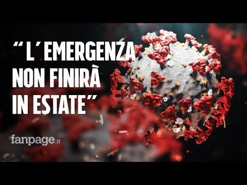 """Ilaria Capua: """"L'emergenza non finirà in estate. Ecco come il virus ha infettato in Cina'"""