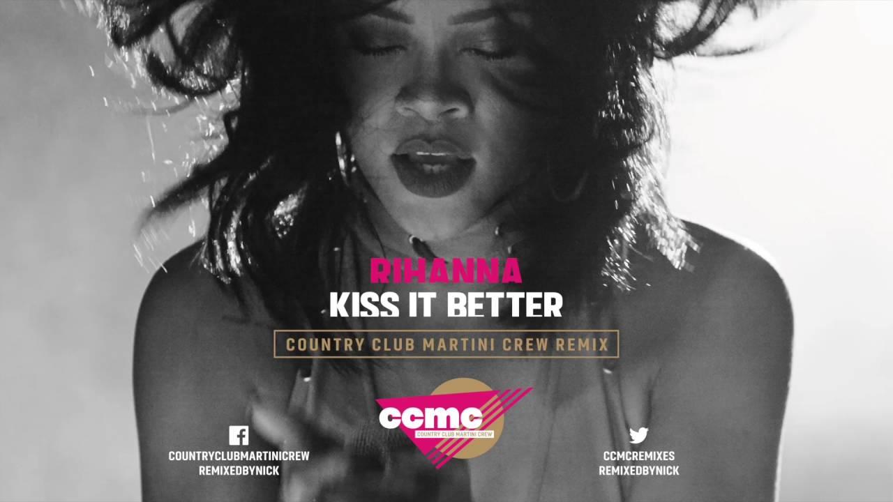 rihanna kiss it better r3hab remix скачать