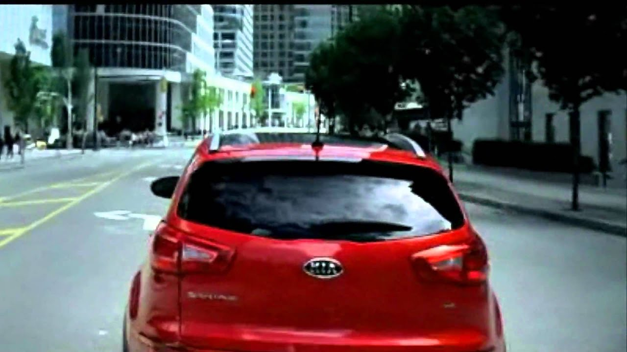 KIA Sportage Commercial!!!!FULL SONG IN DISCRIPTION   YouTube
