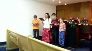 Singing-Kurtis, Karla(Me), Austin, & Lucas