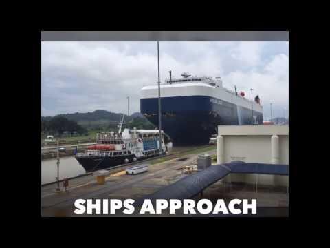 Panama Canal Visit 2016