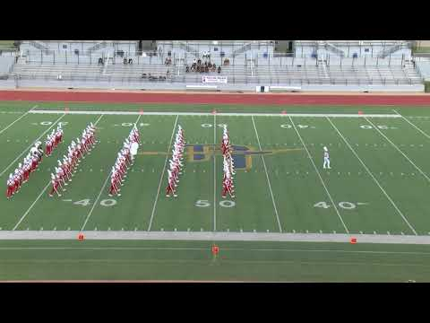 2021 State Military Marching Contest Performance Video