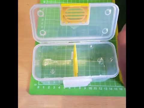 尚溢五金介紹12格中型工具盒零件收納盒(附12片隔板) -弱電業.監視器業-水電業-收納小螺絲小墊片小端子的好 ...