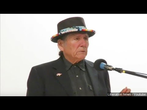 Wake And Funeral Service Details For Dennis Banks Announced