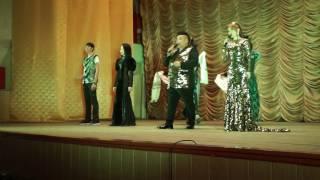 Зоригто и Нонна Тогочиевы город Кяхта концерт в ГДО  12.11.2016 год12