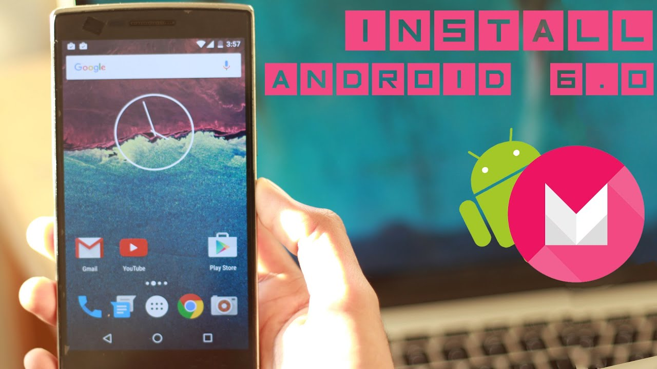 Install Android 6.0 Marshmallow on OnePlus One ...