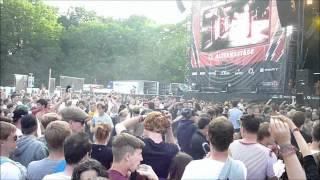 Chase & Status, Rock im Park 2012, Nürnberg