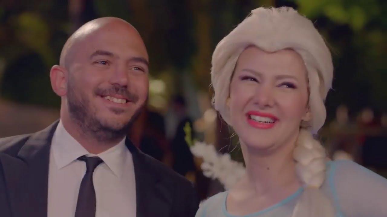 اضحك مع دنيا سمير غانم ومحمود العسيلي من مسلسل لهفه😂😂