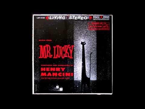 "Henry Mancini ""Mr Lucky"""
