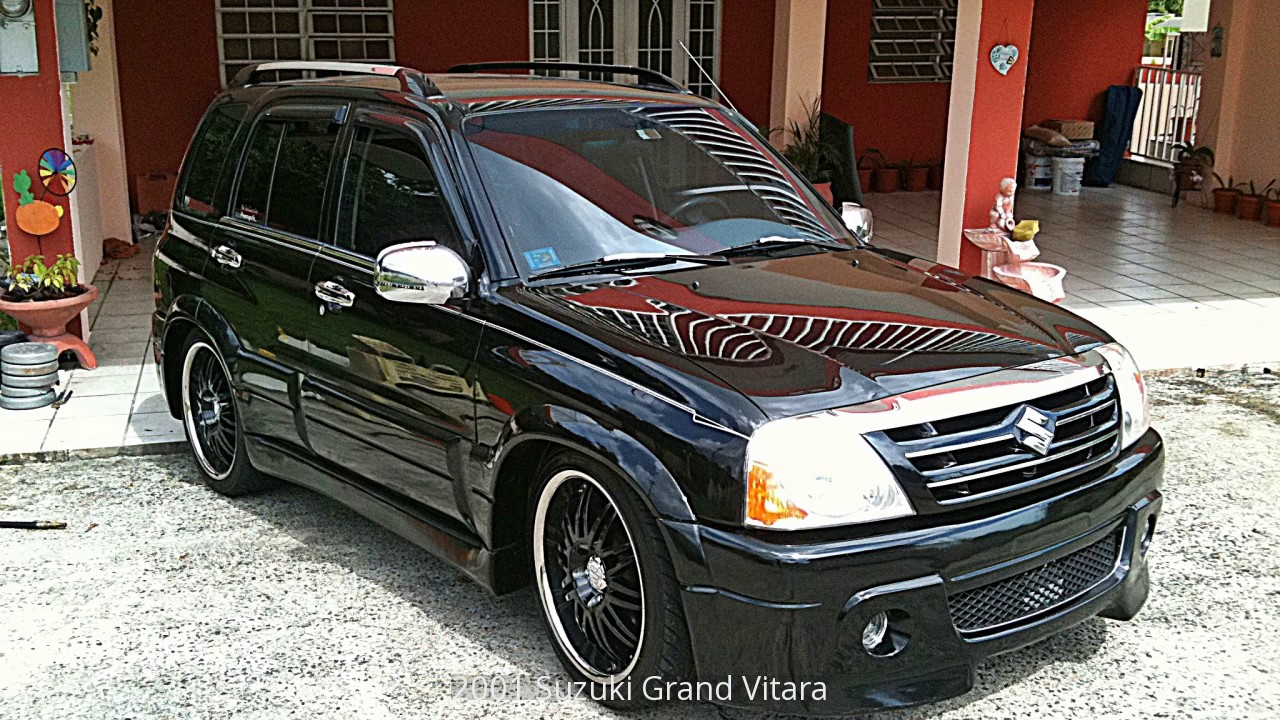 GRAND VITARA 4 WD AT (CBU)