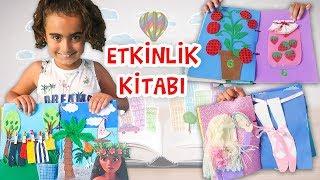 Mira 'nın Yeni Aktivite Kitabı   Umikids Eğitici Etkinlik