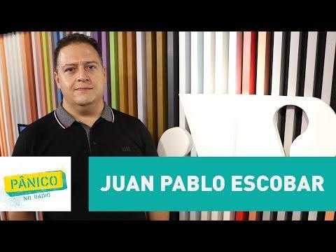 Juan Pablo Escobar - Pânico - 26/04/17