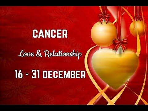 CANCER LOVE & RELATIONSHIP 16-31 December 2017 In-Depth Tarot