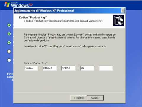 Come risolvere il problema hal.dll mancante o ntldr mancante in Windows XP