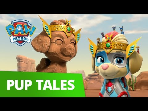 PAW Patrol | Mighty Pups: Big Twin Trick | Mighty Rescue Episode | PAW Patrol Official & Friends