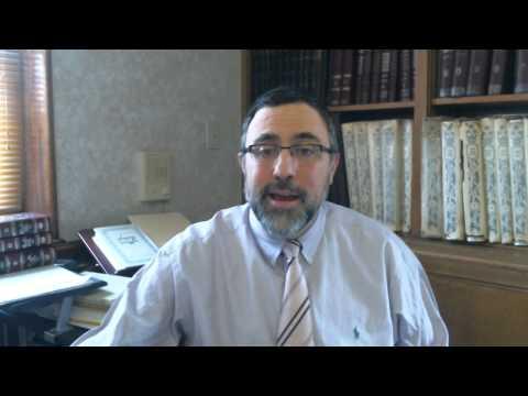 Video Vort - Vayikra 5775 - Rabbi Etan Tokayer