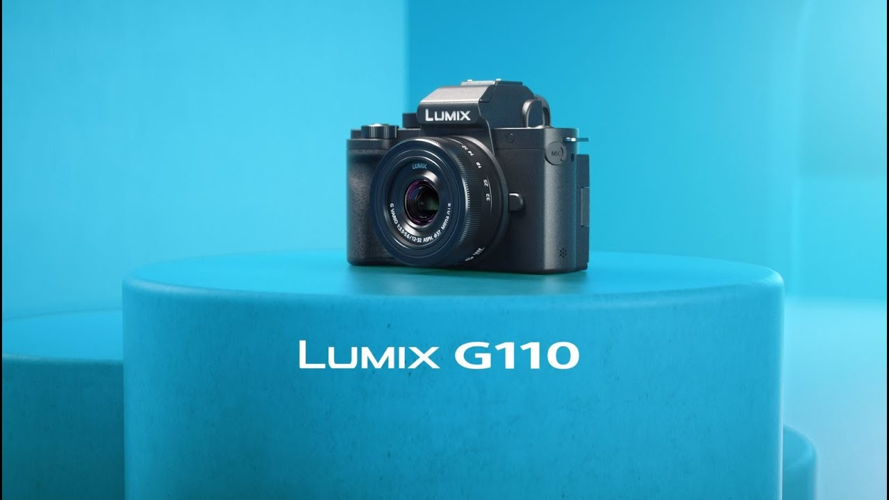 LUMIX G110 Systemkamera  - Social Media Experte
