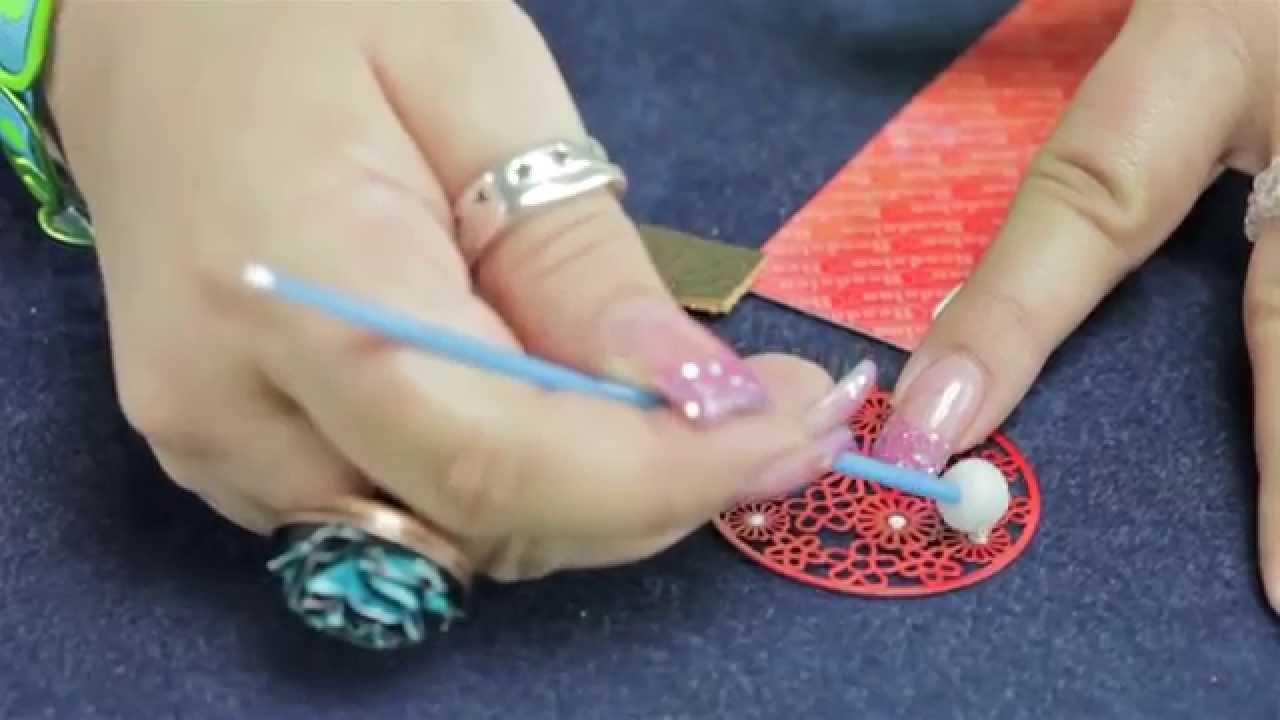 Using Gem-Tac Adhesive - YouTube