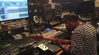 Studio Session w/ Jah Mex, Fully Fullwood, Santa Davis & Tony Chin