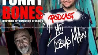 German Funny Bones: Gerd Knebel 2/2 – Gespräche mit komischen Menschen