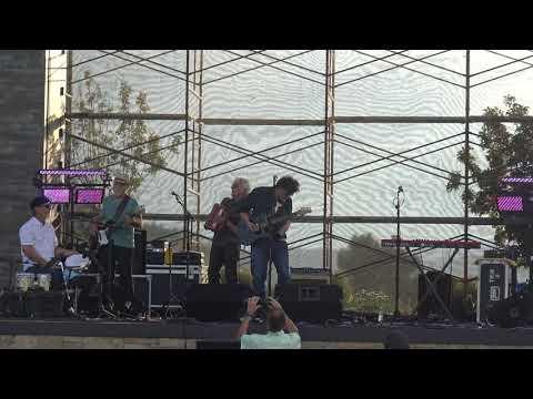The Subdudes  71118 full show Nottingham Park Avon, CO 4K HD tripod