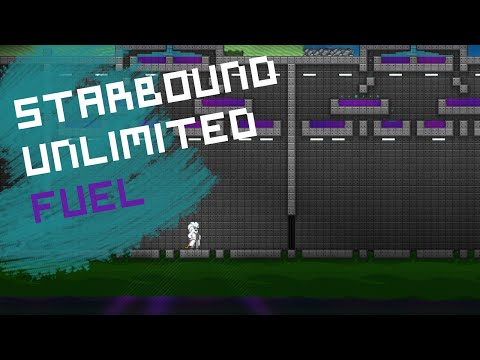 Starbound Tips   Unlimited Fuel For Your Ship!