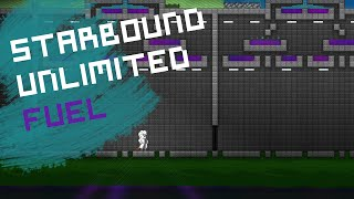 Starbound Tips | Unlimited Fuel for your Ship!