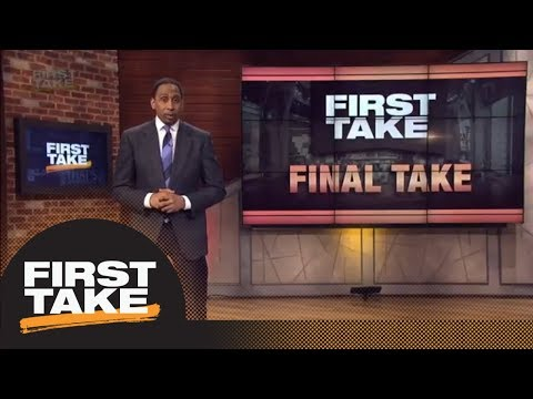 Stephen A. Smith calls out NFL for lack of black team owners | Final Take | First Take | ESPN