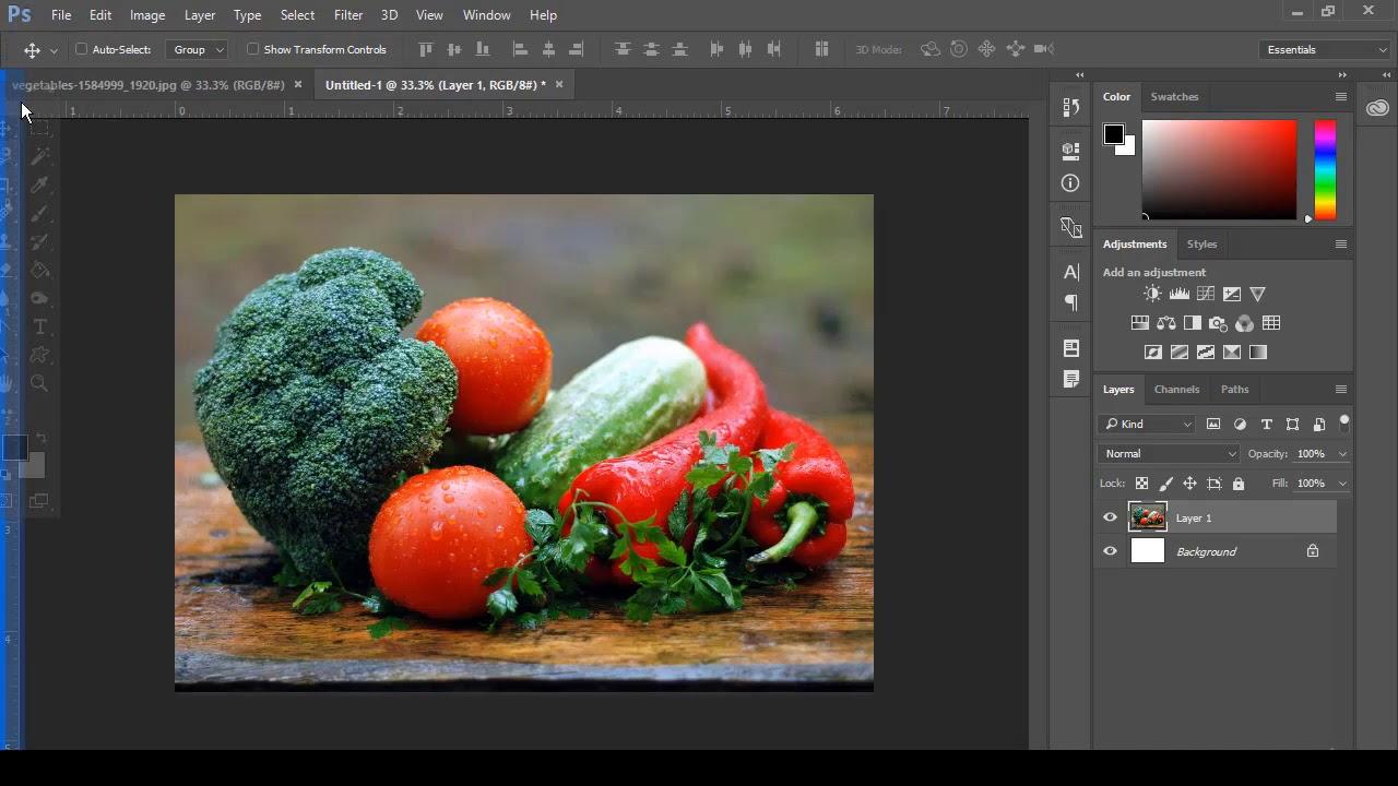 adobe photoshop cc 2017 keyboard shortcuts