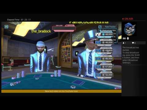 Deadlys poker face